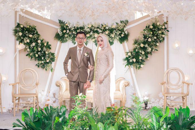 wedding Adiva & Alvin by Ihya Imaji Wedding Photography - 043
