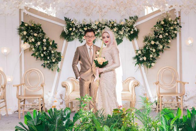 wedding Adiva & Alvin by Ihya Imaji Wedding Photography - 047