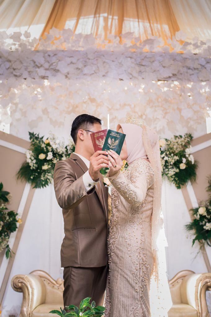 wedding Adiva & Alvin by Ihya Imaji Wedding Photography - 040