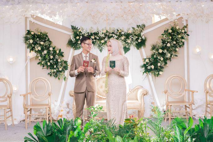 wedding Adiva & Alvin by Ihya Imaji Wedding Photography - 042