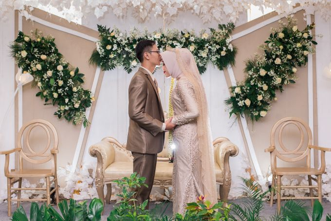 wedding Adiva & Alvin by Ihya Imaji Wedding Photography - 046