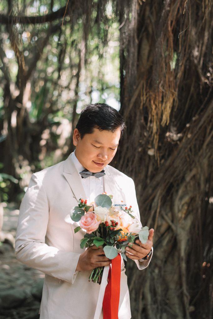 Hang & Lien - Elopement wedding by Thien Tong Photography - 012