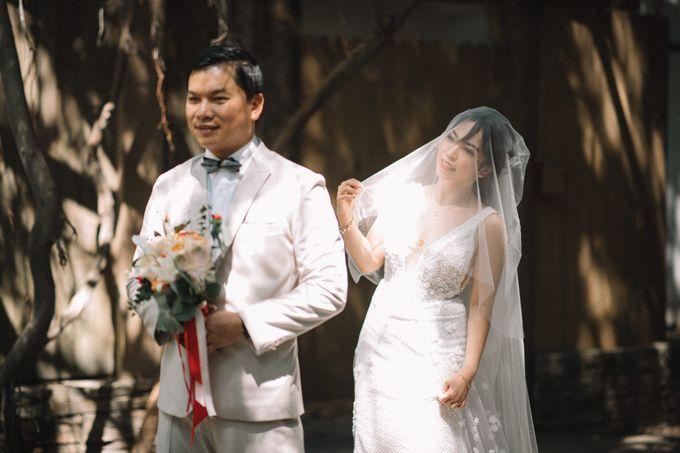 Hang & Lien - Elopement wedding by Thien Tong Photography - 018