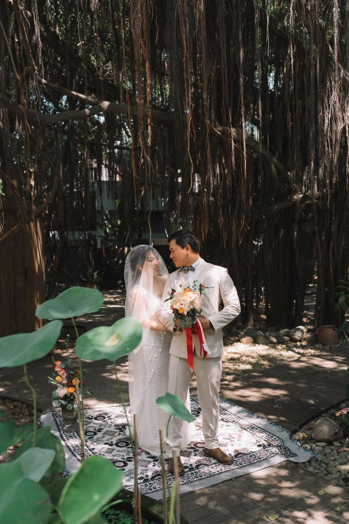 Hang & Lien - Elopement wedding by Thien Tong Photography - 019
