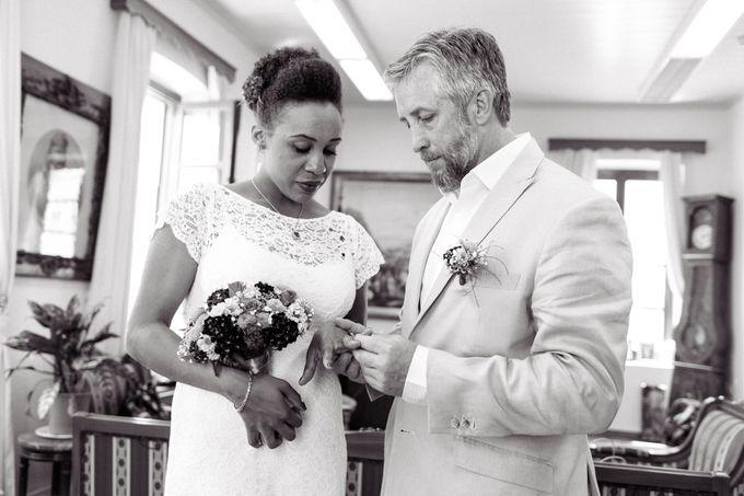 An Afro American wedding in Greece by MarrymeinGreece - 025