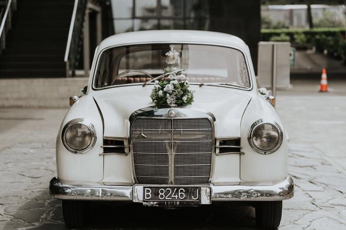 Rustic Wedding of Zikra & Ridha by Elsie Chrysila Brides - 003