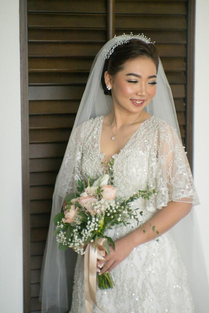 Maggie & Alvin Simple Wedding by Elsie Chrysila Brides - 004