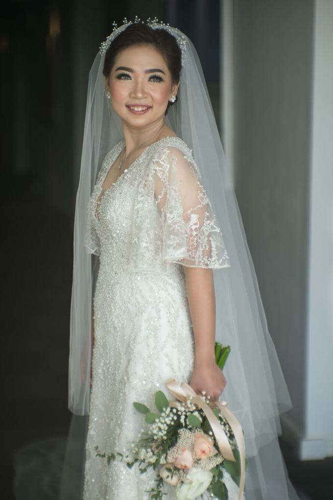 Maggie & Alvin Simple Wedding by Elsie Chrysila Brides - 007
