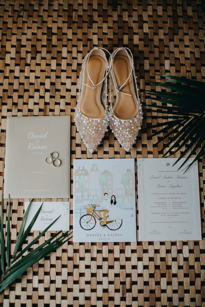 3 in 1 Look Raissa & Daniel Bali Wedding by Elsie Chrysila Brides - 039