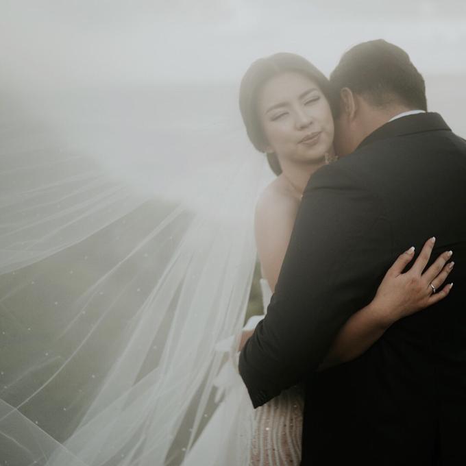 Bali Wedding - Banny & Blenda by Elsie Chrysila Brides - 003