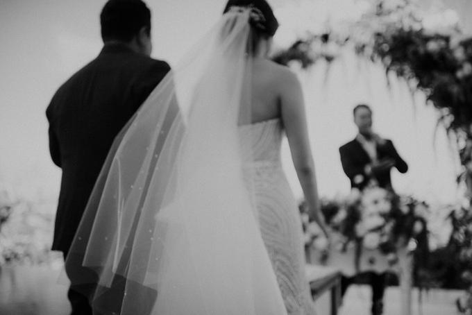 Bali Wedding - Banny & Blenda by Elsie Chrysila Brides - 004