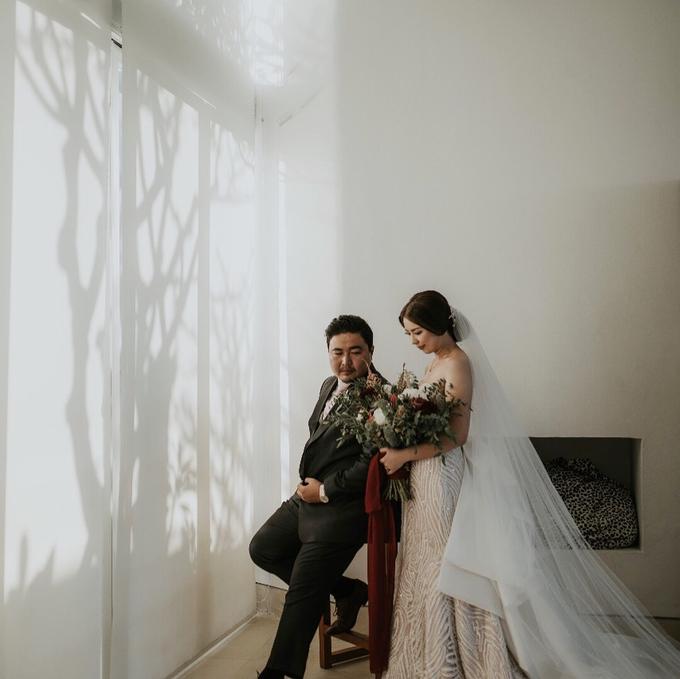 Bali Wedding - Banny & Blenda by Elsie Chrysila Brides - 002