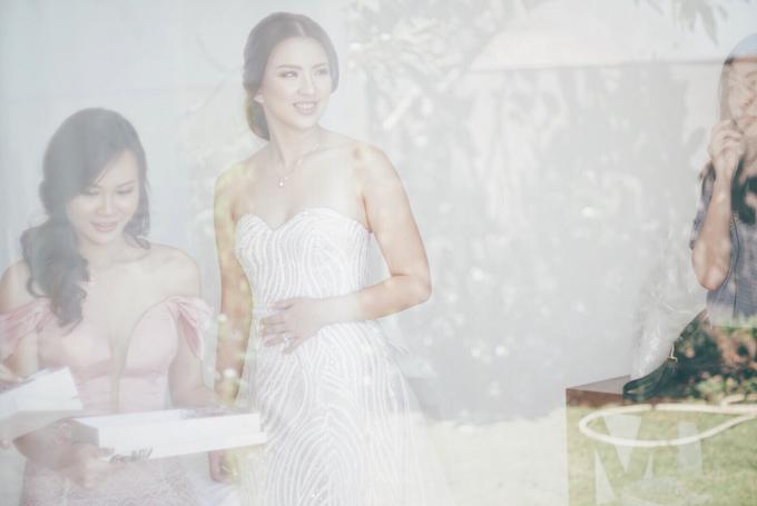 Bali Wedding - Banny & Blenda by Elsie Chrysila Brides - 010