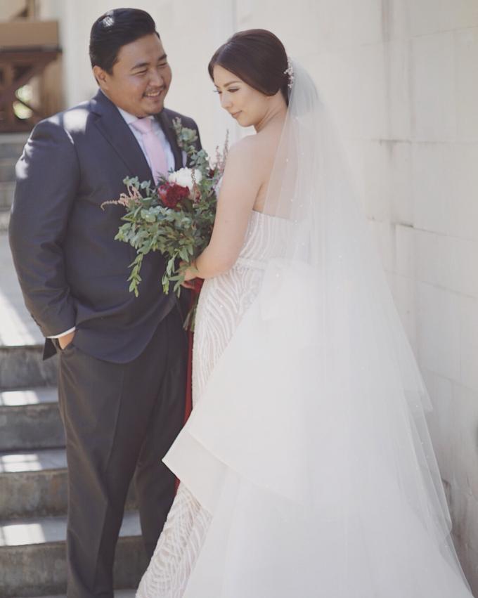 Bali Wedding - Banny & Blenda by Elsie Chrysila Brides - 009