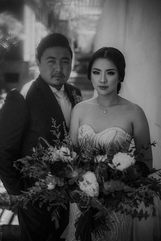 Bali Wedding - Banny & Blenda by Elsie Chrysila Brides - 011