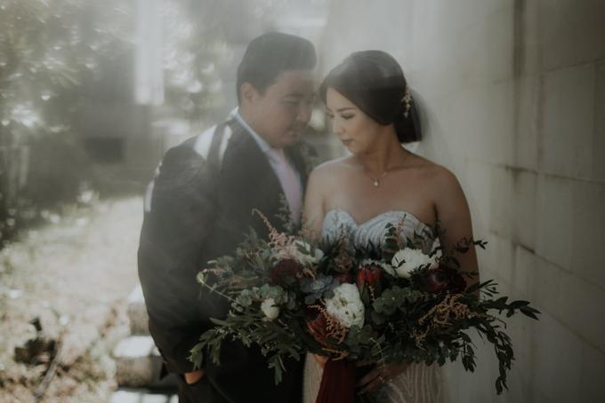 Bali Wedding - Banny & Blenda by Elsie Chrysila Brides - 012