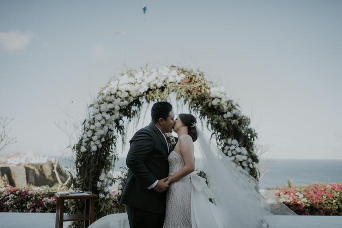 Bali Wedding - Banny & Blenda by Elsie Chrysila Brides - 016
