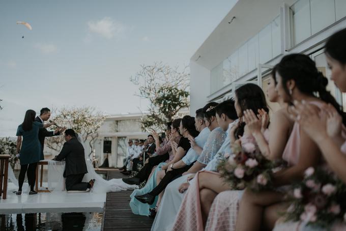 Bali Wedding - Banny & Blenda by Elsie Chrysila Brides - 017