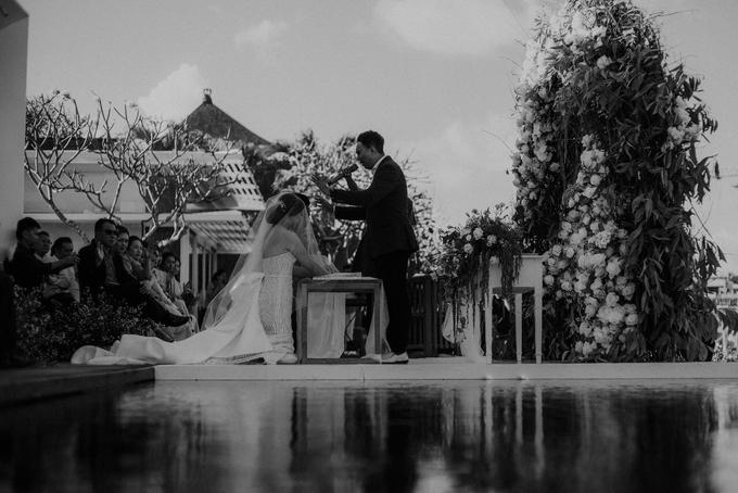 Bali Wedding - Banny & Blenda by Elsie Chrysila Brides - 018