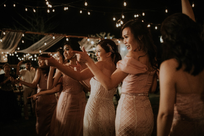 Bali Wedding - Banny & Blenda by Elsie Chrysila Brides - 022