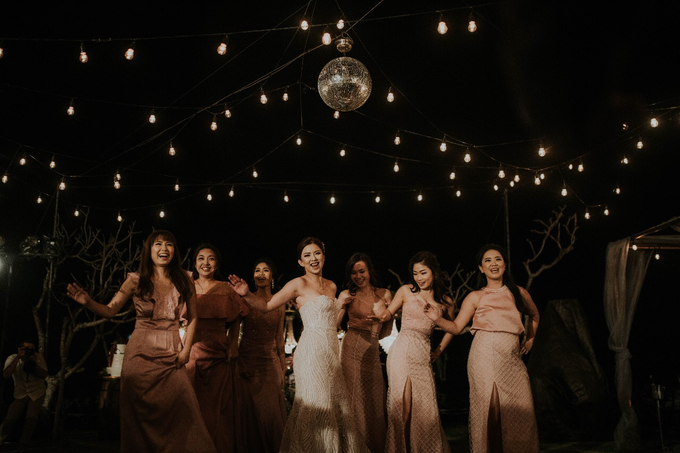Bali Wedding - Banny & Blenda by Elsie Chrysila Brides - 023