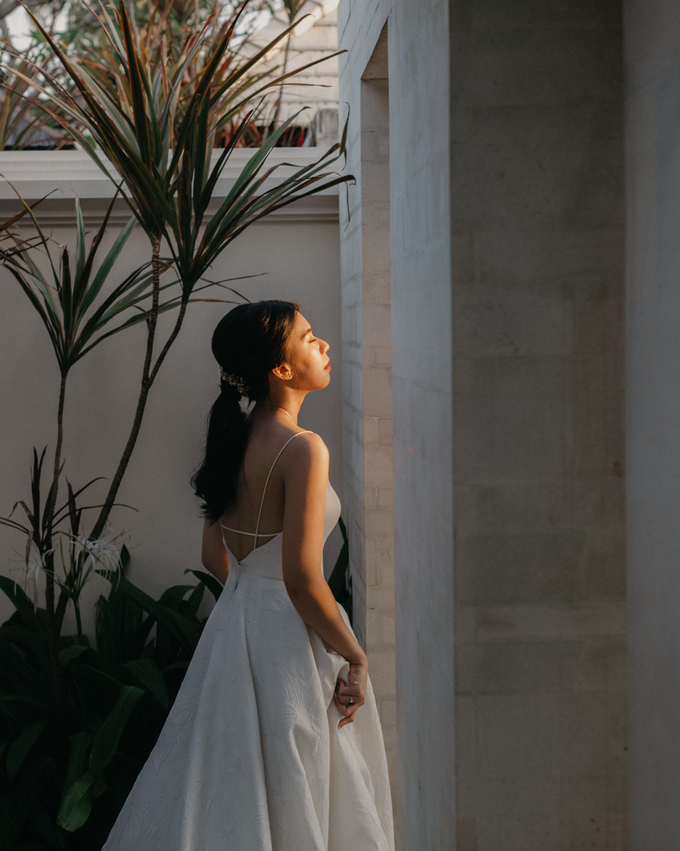 Bali Wedding of Calvin & Ghea by Elsie Chrysila Brides - 001