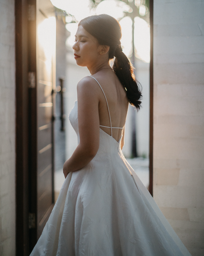 Bali Wedding of Calvin & Ghea by Elsie Chrysila Brides - 004