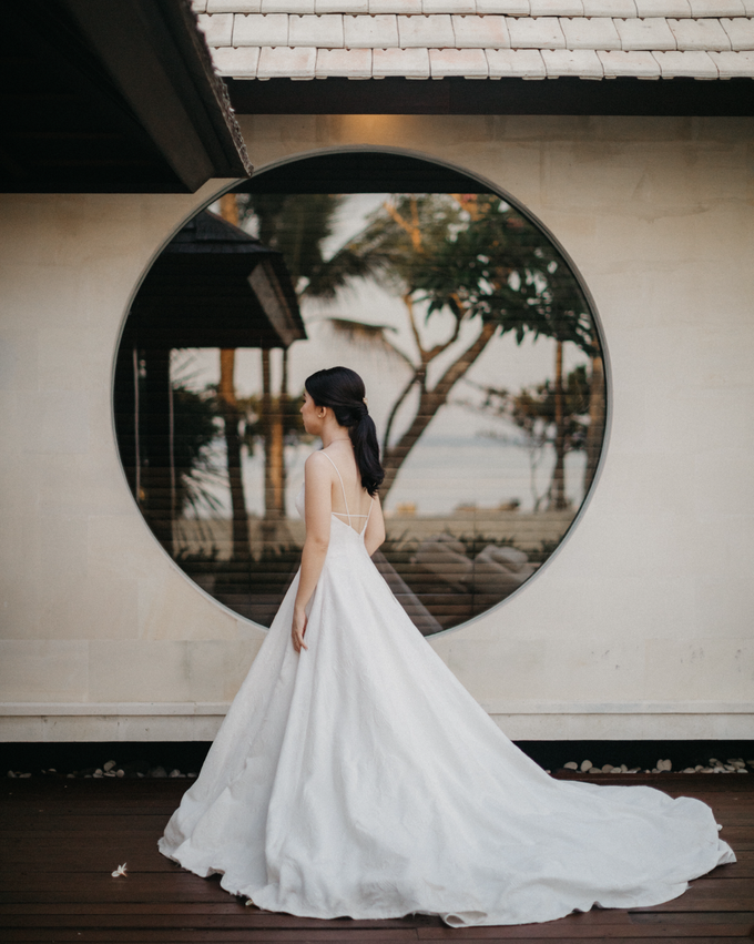 Bali Wedding of Calvin & Ghea by Elsie Chrysila Brides - 003