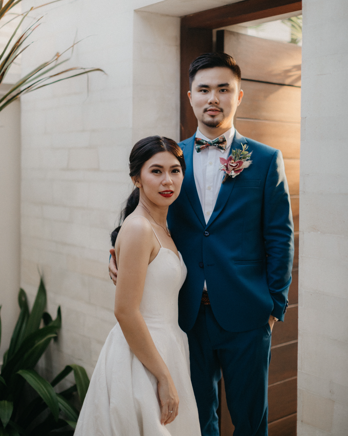 Bali Wedding of Calvin & Ghea by Elsie Chrysila Brides - 005
