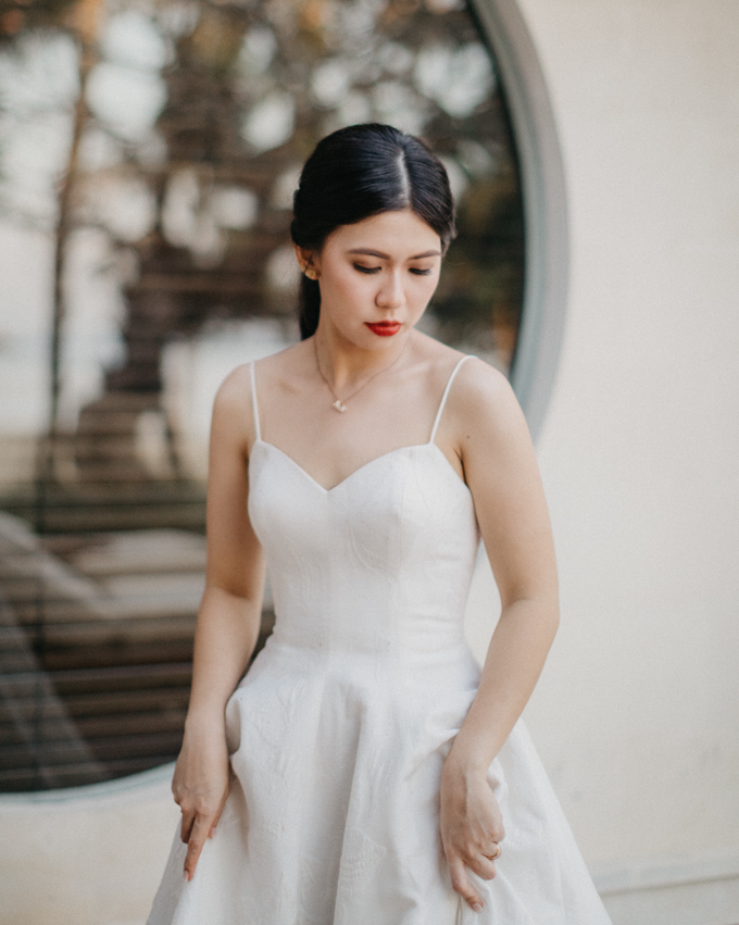 Bali Wedding of Calvin & Ghea by Elsie Chrysila Brides - 006