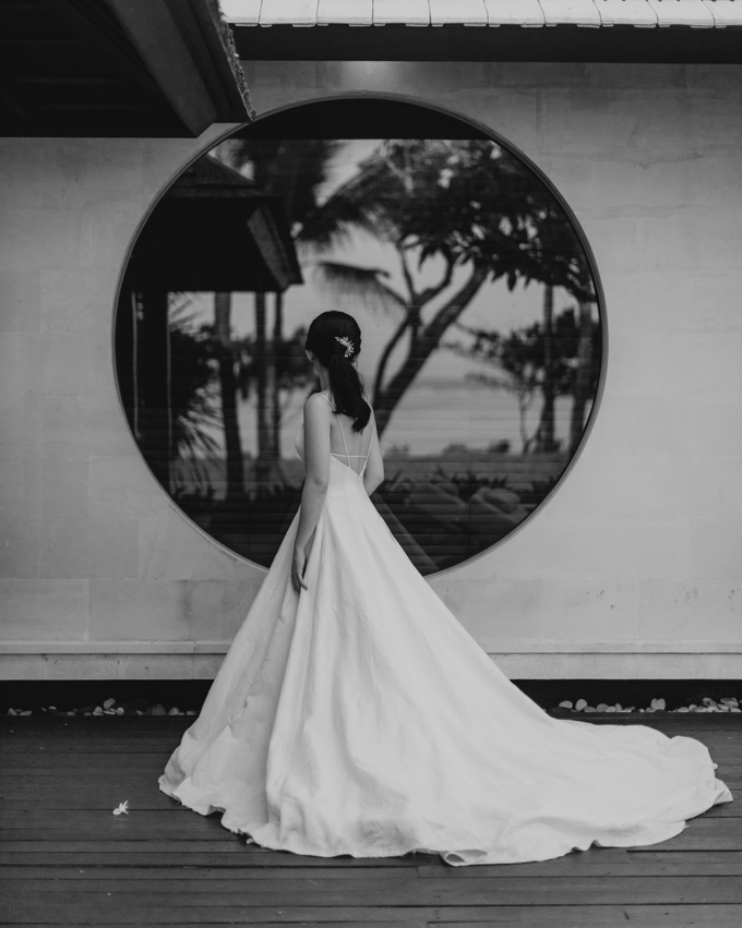 Bali Wedding of Calvin & Ghea by Elsie Chrysila Brides - 008