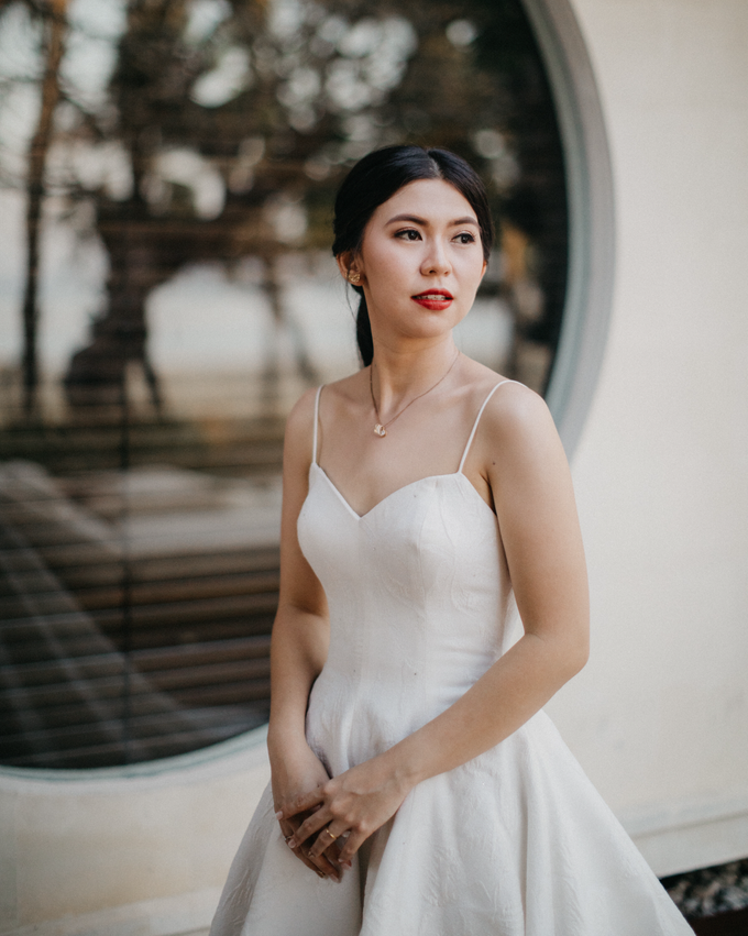 Bali Wedding of Calvin & Ghea by Elsie Chrysila Brides - 007