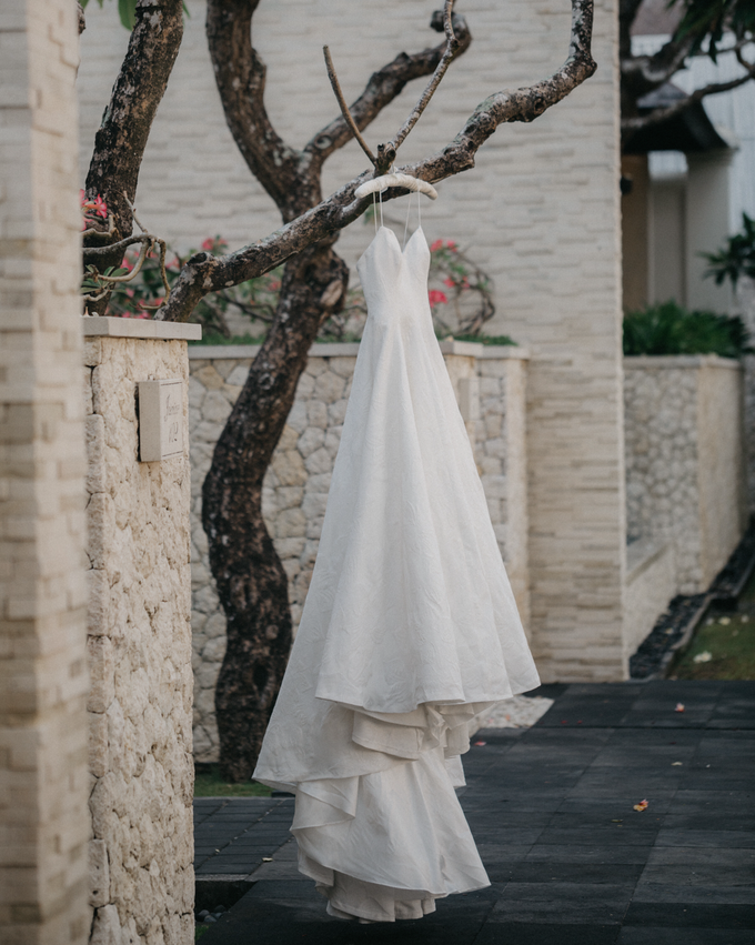 Bali Wedding of Calvin & Ghea by Elsie Chrysila Brides - 010