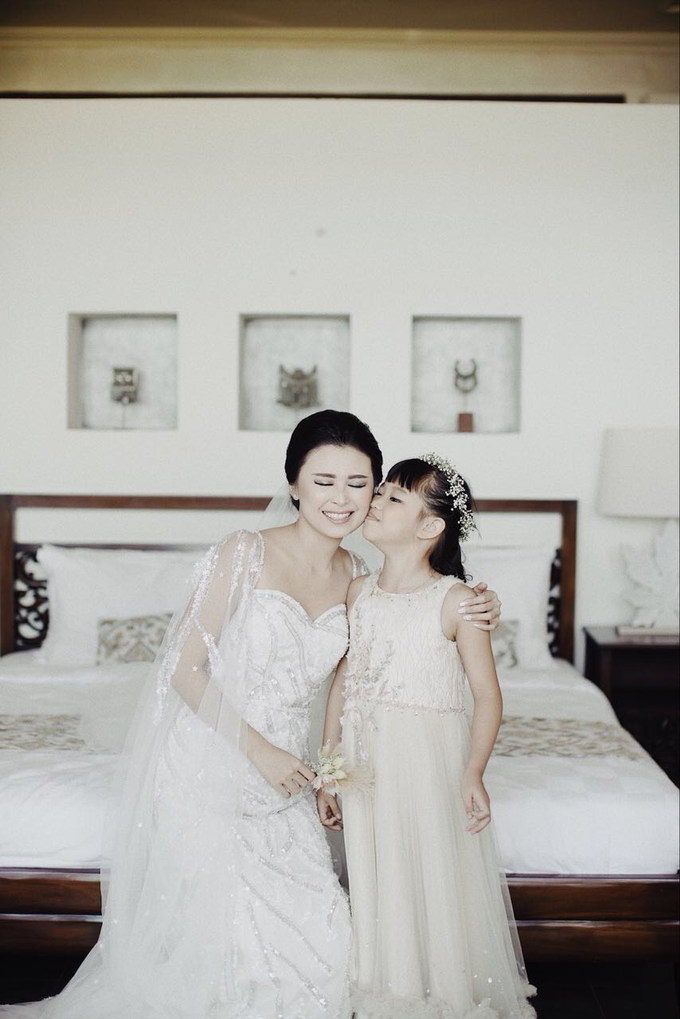 Bali Wedding of Kelvin & Cindy by Elsie Chrysila Brides - 006
