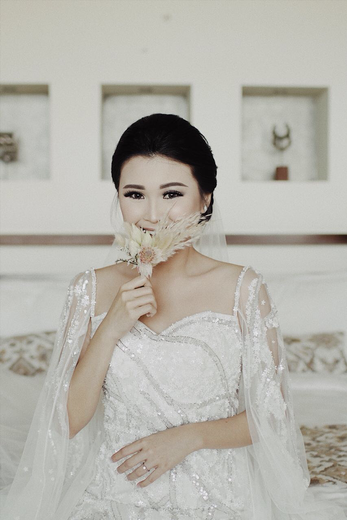 Bali Wedding of Kelvin & Cindy by Elsie Chrysila Brides - 007