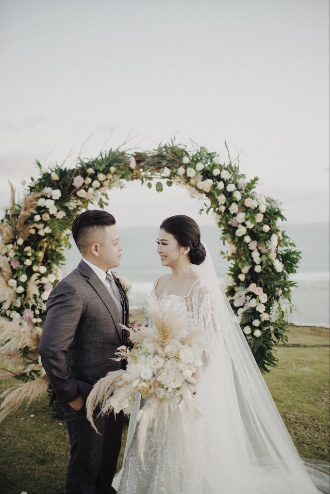 Bali Wedding of Kelvin & Cindy by Elsie Chrysila Brides - 013