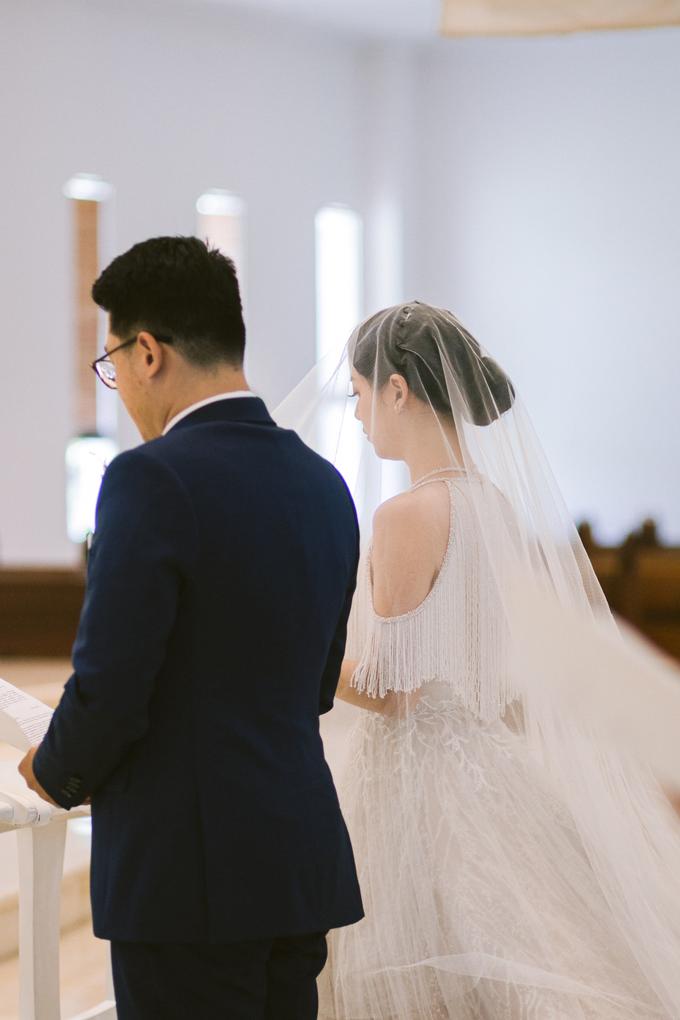 The Wedding of Bilson & Anni by Elsie Chrysila Brides - 005