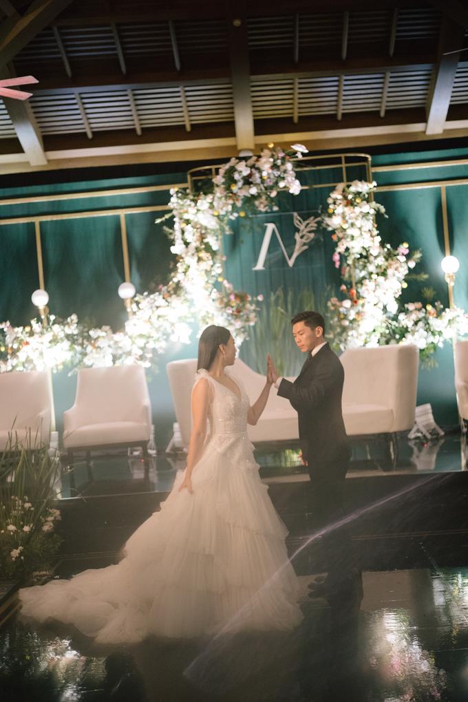 The Wedding of Nixon & Valerine by Elsie Chrysila Brides - 001