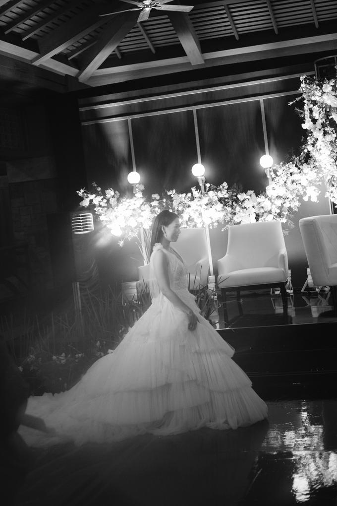 The Wedding of Nixon & Valerine by Elsie Chrysila Brides - 003