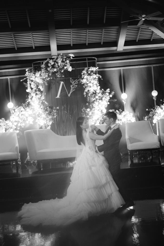 The Wedding of Nixon & Valerine by Elsie Chrysila Brides - 005