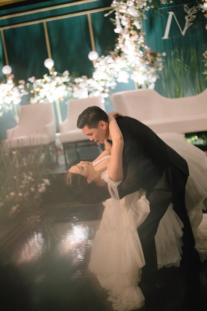 The Wedding of Nixon & Valerine by Elsie Chrysila Brides - 006