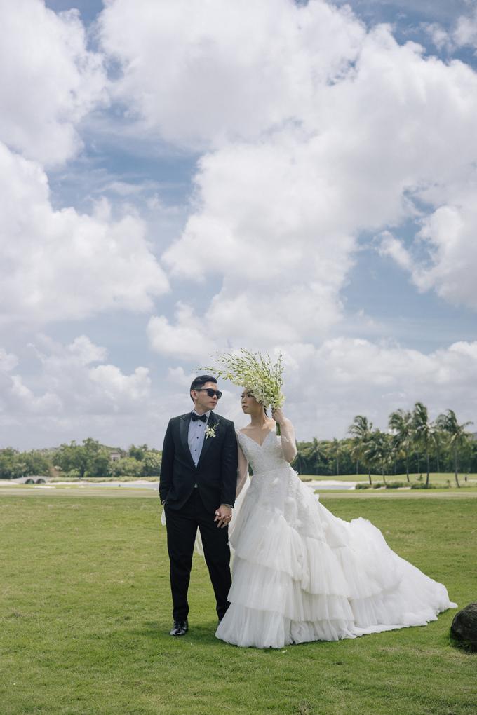 The Wedding of Nixon & Valerine by Elsie Chrysila Brides - 007