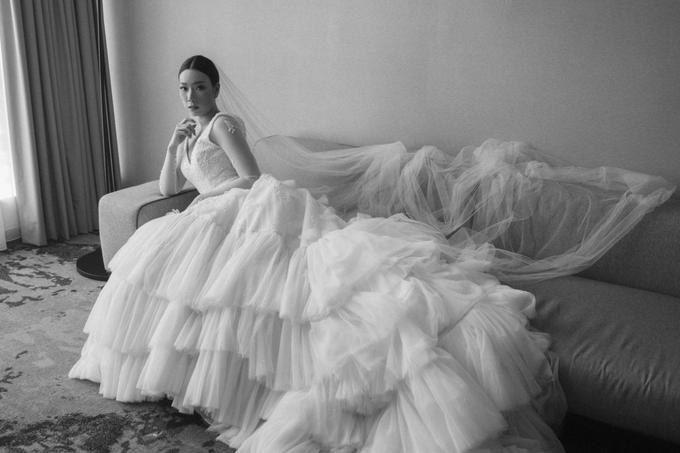 The Wedding of Nixon & Valerine by Elsie Chrysila Brides - 009