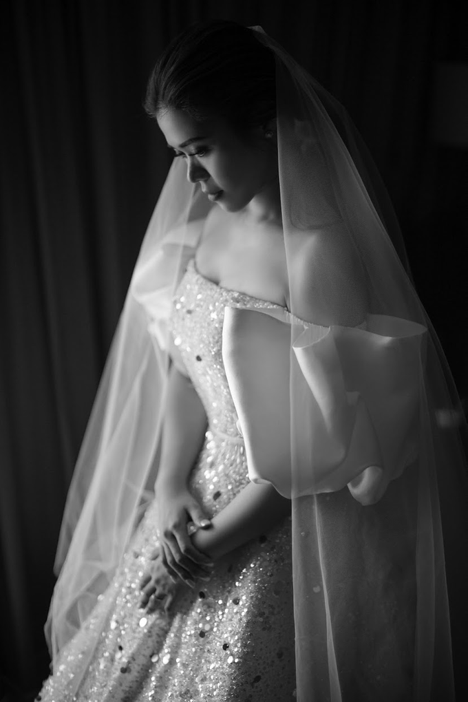 The Wedding of Michael & Agnes by Elsie Chrysila Brides - 002