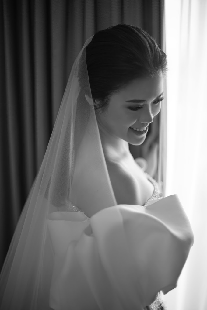 The Wedding of Michael & Agnes by Elsie Chrysila Brides - 003