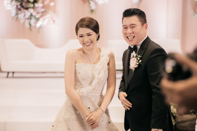 The Wedding of Michael & Agnes by Elsie Chrysila Brides - 006