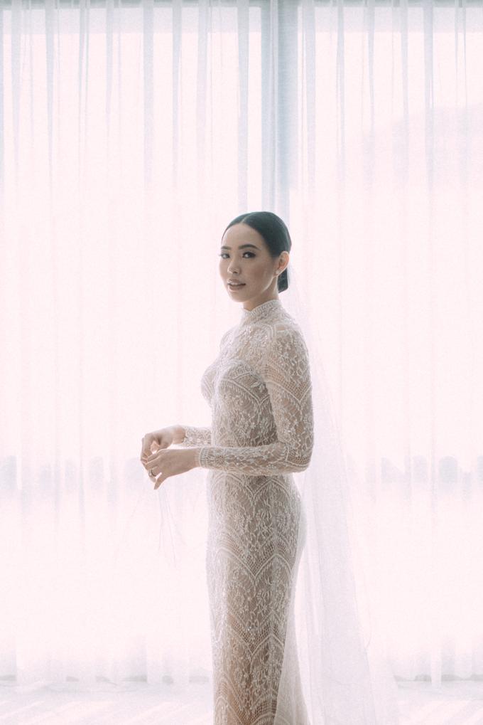 The Wedding of Mico & Alexia by Elsie Chrysila Brides - 005