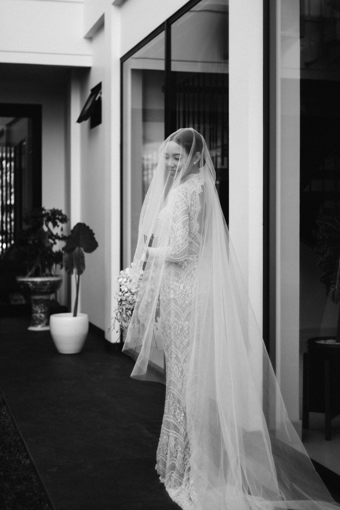 The Wedding of Mico & Alexia by Elsie Chrysila Brides - 009