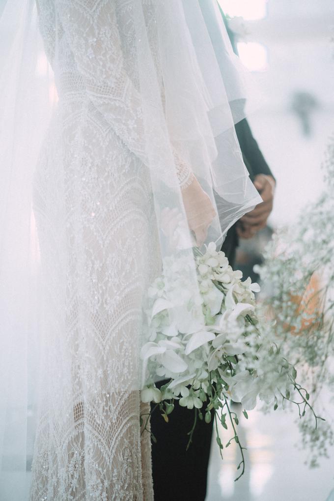 The Wedding of Mico & Alexia by Elsie Chrysila Brides - 012