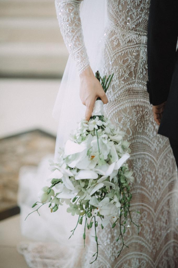 The Wedding of Mico & Alexia by Elsie Chrysila Brides - 013
